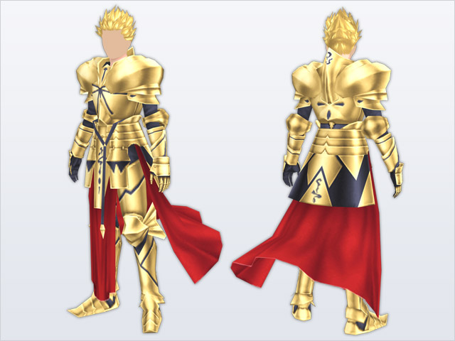 how to get a character to gilgamesh